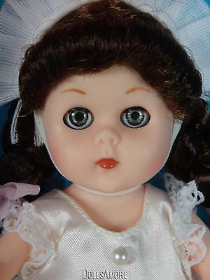 Retired Ginny Doll Recital From 1986 New In Box