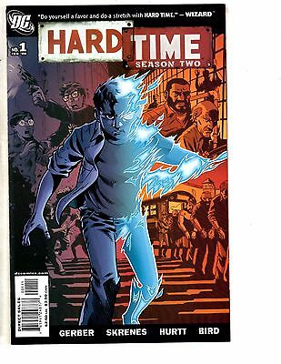 Lot Of 7 Hard Time Season Two DC Comic Books # 1 2 3 4 5 6 7 NM 1st Prints AK7
