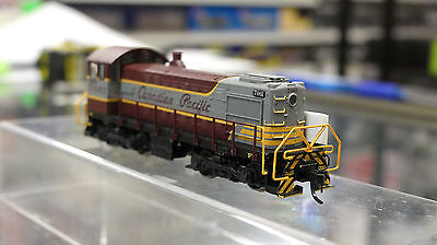 Atlas N Scale 40000697 Canadian Pacific S-2 # 7061 DCC Ready