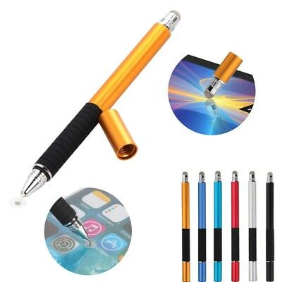 2 in 1 Multifunction Pen Capacitive Stylus Thin Tip Touch Screen Pen Smart Phone