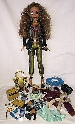 My Scene Barbie Madison Westley Day And Night Doll inc Accessories Rare HTF