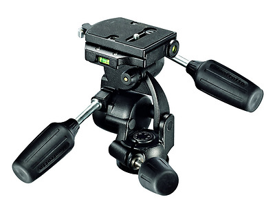 Manfrotto 808 RC4 STANDARD 3 WAY HEAD