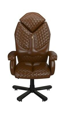 Executive Orthopedic chair ergonomic office armchair Kulik System DIAMOND 0101