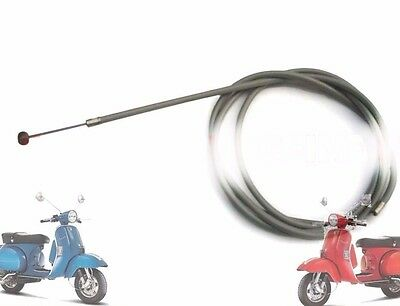 Vespa Px Lml Front Brake Cable Star Stella Scooters @cad