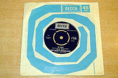 "John Mayall's Bluesbreakers/No Reply/1968 Decca 7"" Single"