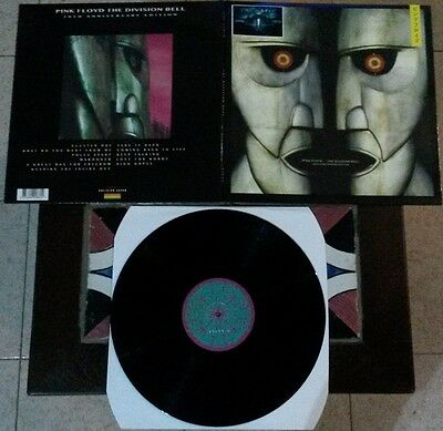 pink floyd the division bell 20th anniversary JAPAN PRESSING GATEFOLD SLEEVE