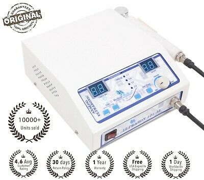 New original ultrasound therapy machine for knee & back pain relief 1 mhz GMW