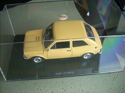 Collection  Fabbri  Vintage  Fiat 127   1/24