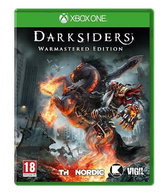 Darksiders (1) Warmastered edition Xbox One  VF NEUF SOUS BLISTER