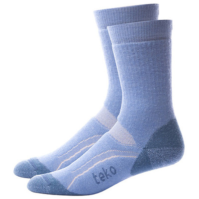 Teko Womens SIN3RGI Midweight Hiking Socks
