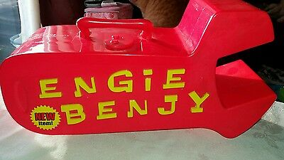 engie benjy carry case and figures