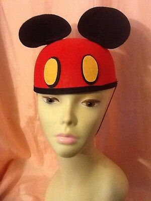 Mickey Mouse Pants And Ears Hat Cap