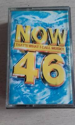 Now That's What I Call Music Vol: 46 Double Cassette