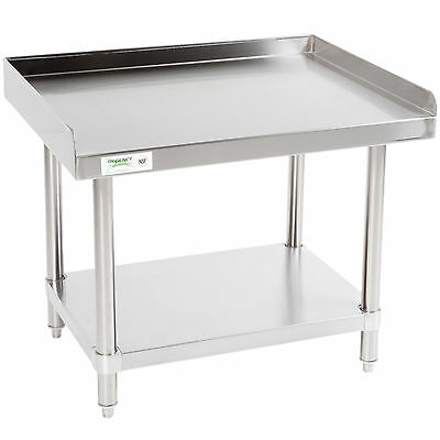 "ALL Stainless Steel Regency 24"" x 30"" Table Commercial Equipment Mixer Stand"
