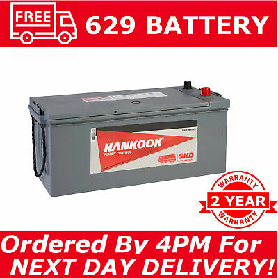 12v 629 Heavy Duty Tractor Battery Great Quality