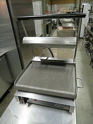 Star - GX14IG - Grill Express™ 14 in Grooved Sandwich Grill - FREE SHIPPING