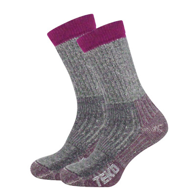 Teko Womens MXC Midweight Hiking Sock