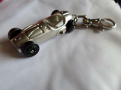 Raceing Car Keyring Watch (M13)NEW BATTERY BEFORE POSTING FREE P&P