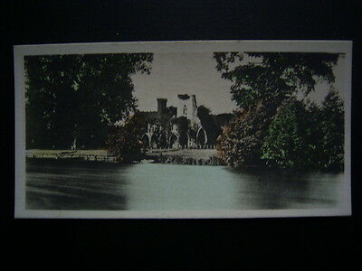 Cavenders Cigarette Card 1926 F108 River Valleys No61 Medmenham Abbey (e18)