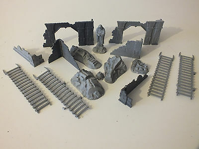 LOTR Lord of the Rings Battle Game Scenery