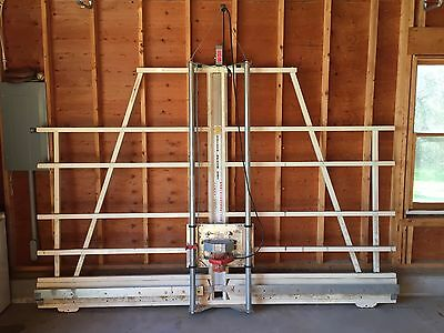 Safety Speed Cut OVERSIZED Panel Saw Model H5  5' x 10'