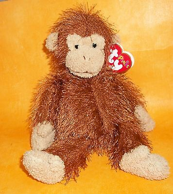 TY The Punkies Collection ZIG ZAG The Monkey BRAND NEW!!!