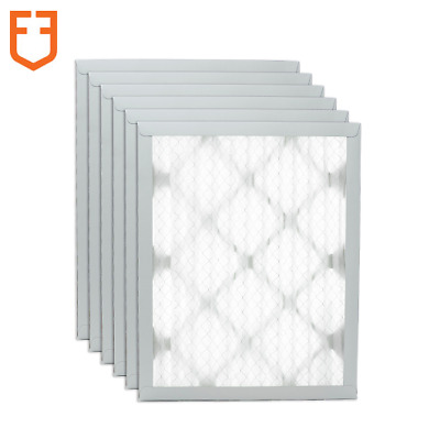 """1"""" Filters Fast MERV 8 Air and Furnace Filters 6 Pack"""