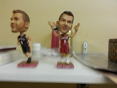 Jose Calderon 2 Bobbleheads Home And Away