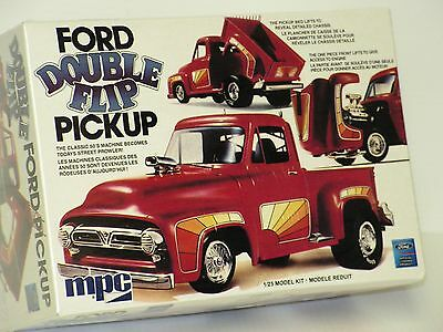 Mpc  #38591 1/25 Ford Double Flip Pickup F/s