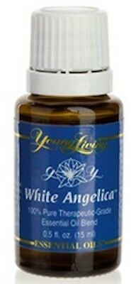 YOUNG LIVING White Angelica 15 ml   NEW!!  UNOPENED!!  SEALED!