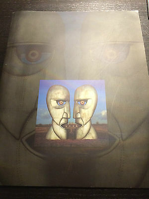Pink Floyd The Division Bell 1994 North American Tour concert official program