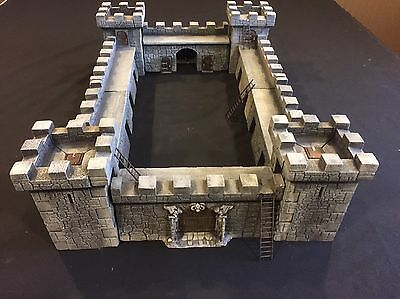 Warhammer Castle - Mighty Fortress - AoS, D&D, Frost Grave, Mordheim, Warmahorde