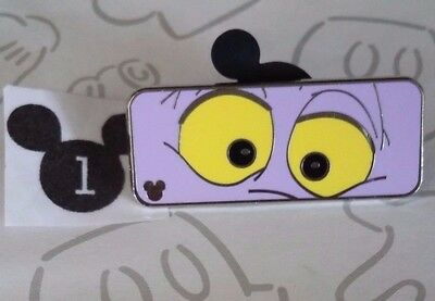 Figment's Eyes Figment 2010 Hidden Mickey Series WDW Disney Pin Buy 2 Save $