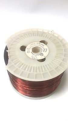 Belden 12 LBS. - 27 AWG - Heavy Armored - Poly Thermaleze - Magnet Wire _ USA