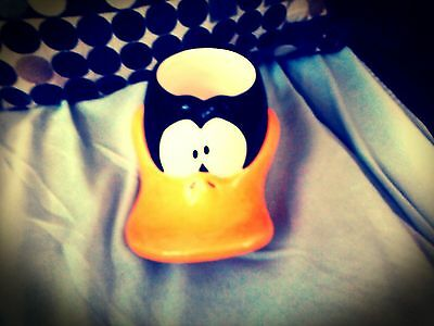 Warner Brothers-Duffy Duck face mug- Applause Inc.1995