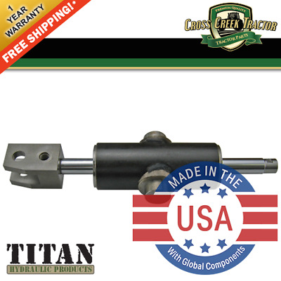 188842A1 New Case IH Tractor Power Steering Cylinder w/Clevis 385 454 464 474 +