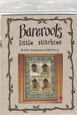Bareroots Mini Patchwork  Stitchery Quilt Kit