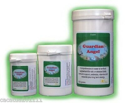 Guardian Angel Supplement For Sick/stressed Birds 40G By Birdcare Company