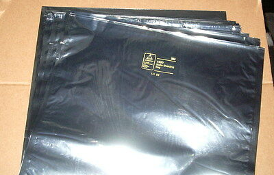 "Lot of 100 New 12""x16"" 3M Anti-Static Bags 3M 1900 Static-Shielding Bag"