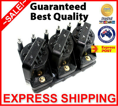 Genuine Holden Commodore Ecotec VT VX VY VU Coil Pack EFI V6 - Express
