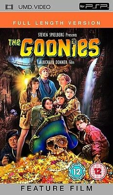 The Goonies - UMD Movie for Sony PSP – UK Preowned – FAST DISPATCH