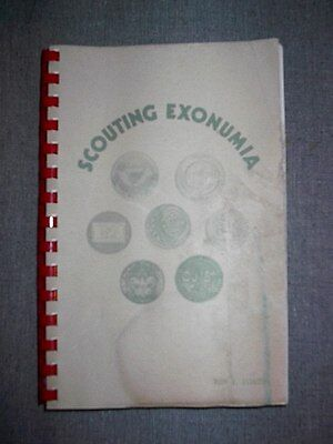 1985 Boy Scout Exonumia Reference Book & Badge Price Guide