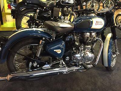 Royal Enfield Classic 500cc Motorcycle, Brand New