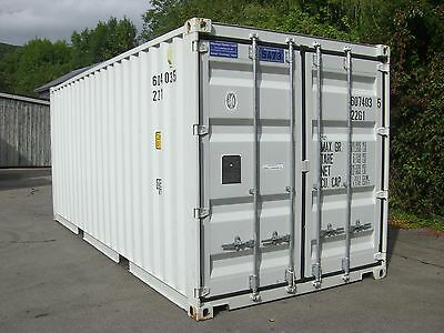 Seecontainer 20ft 6m Lagercontainer Materialcontainer Container Bau