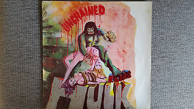 """Elias Hulk  """"Unchained"""" UK Youngblood First Press Original !!!!"""