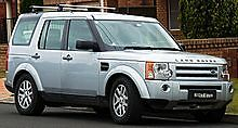 Land Rover Discovery 3 LR3 Workshop Service Manual 04-09