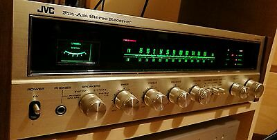JVC VR-5505 Fm-Am stereo reciever,amplifier,tuner,vintage,classic,post.available