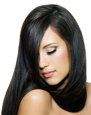 EXTENSIONS A CLIPS CHEVEUX 100% Naturel REMY HAIR  #1B 65cm / 120 grammes