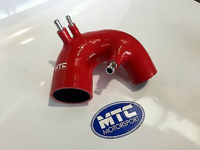 Mtc Motorsport Fiat 500 Abarth T-Jet Silicone Intake Hose Red