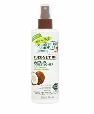 Palmer's Coconut Oil Formula Strengthening Leave In Conditioner 250ml